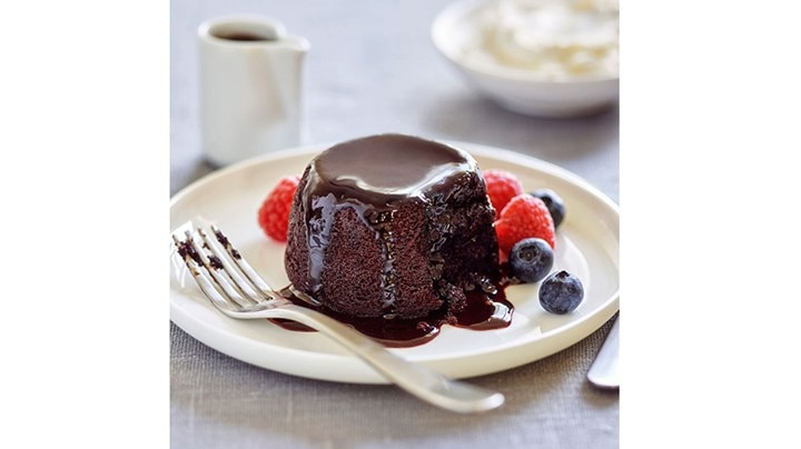 Madras Choc Fudge Cake