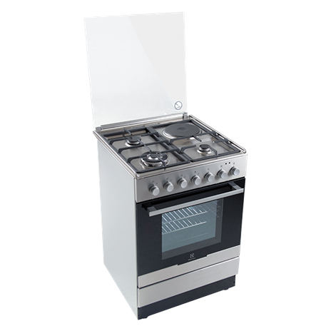 Mixed Hob Gas Oven Cooking Range