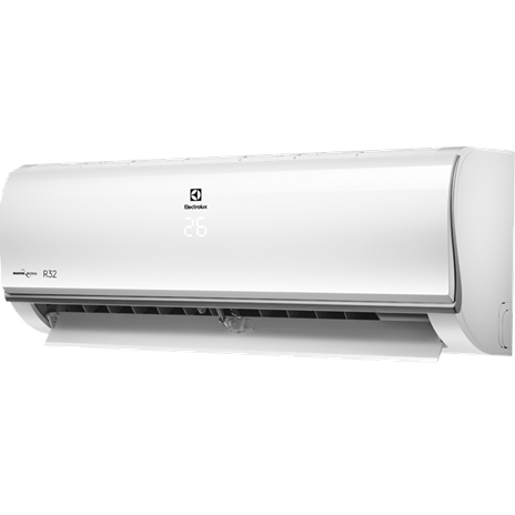 Inverter Air Conditioner 1.5HP - White & Gold