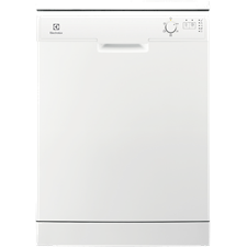 Air dry freestanding dishwasher
