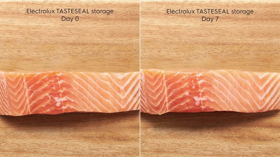 Giữ thực phẩmtươi ngon lâu hơn